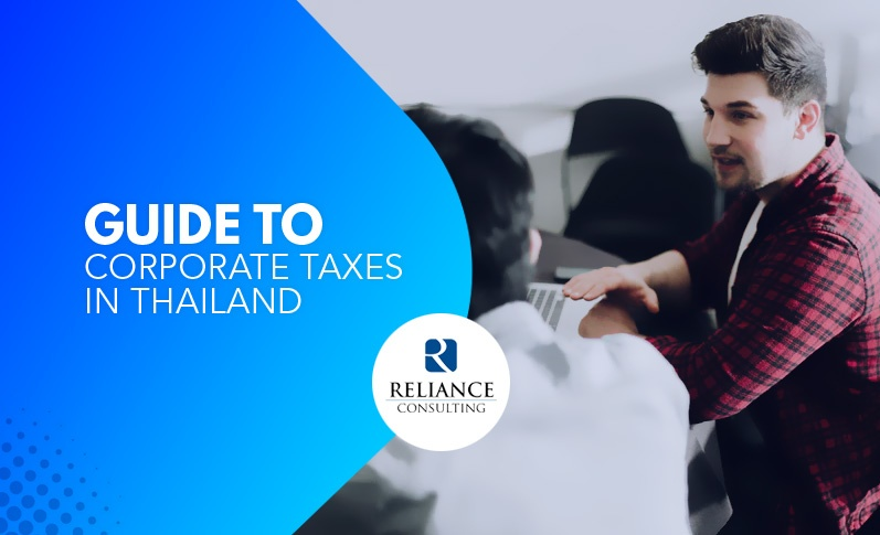 Guide to Corporate Taxes in Thailand