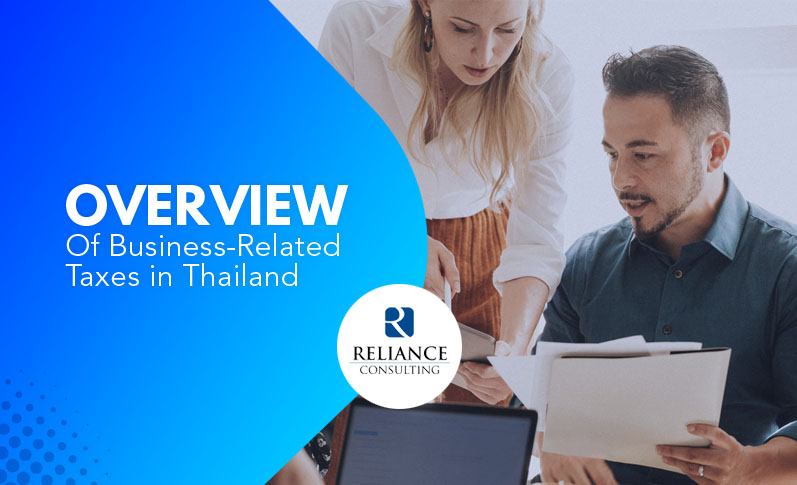 Overview of Business-Related Taxes in Thailand