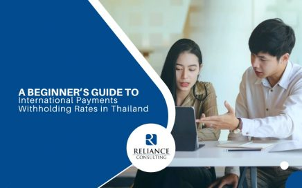 A Beginner's Guide to International Payments Withholding Rates in Thailand