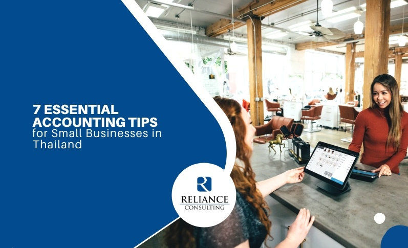 7 Essential Accounting Tips for Small Businesses in Thailand